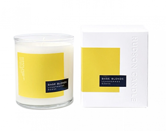 Hudson Candle – Base Blond