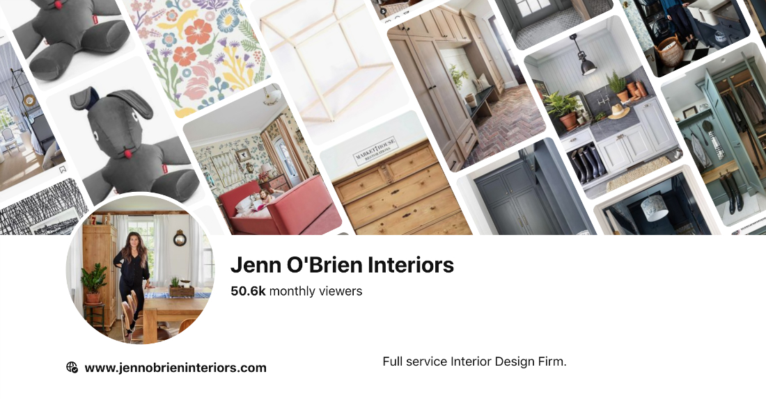 Jenn Obrien Interior Design Pinterest Budget Planning